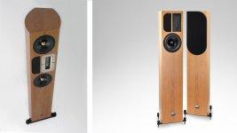 Apertura Lautsprecher bei Sieveking Sound