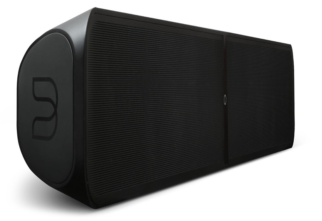 Der Pulse Soundbar 2i von Bluesound