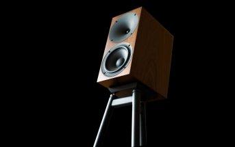 Buchardt A500 -Aktiv-Lautsprecher mit Audio-Hub