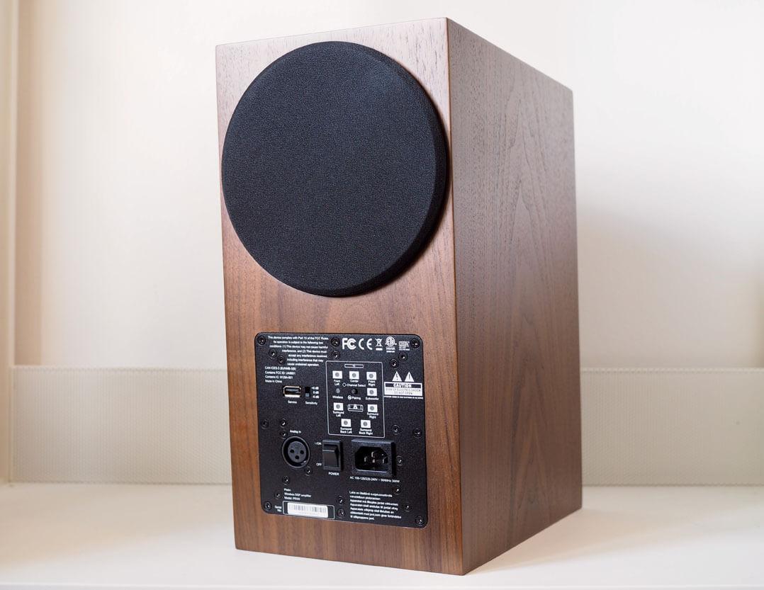 Die Rückseite der Buchardt A500