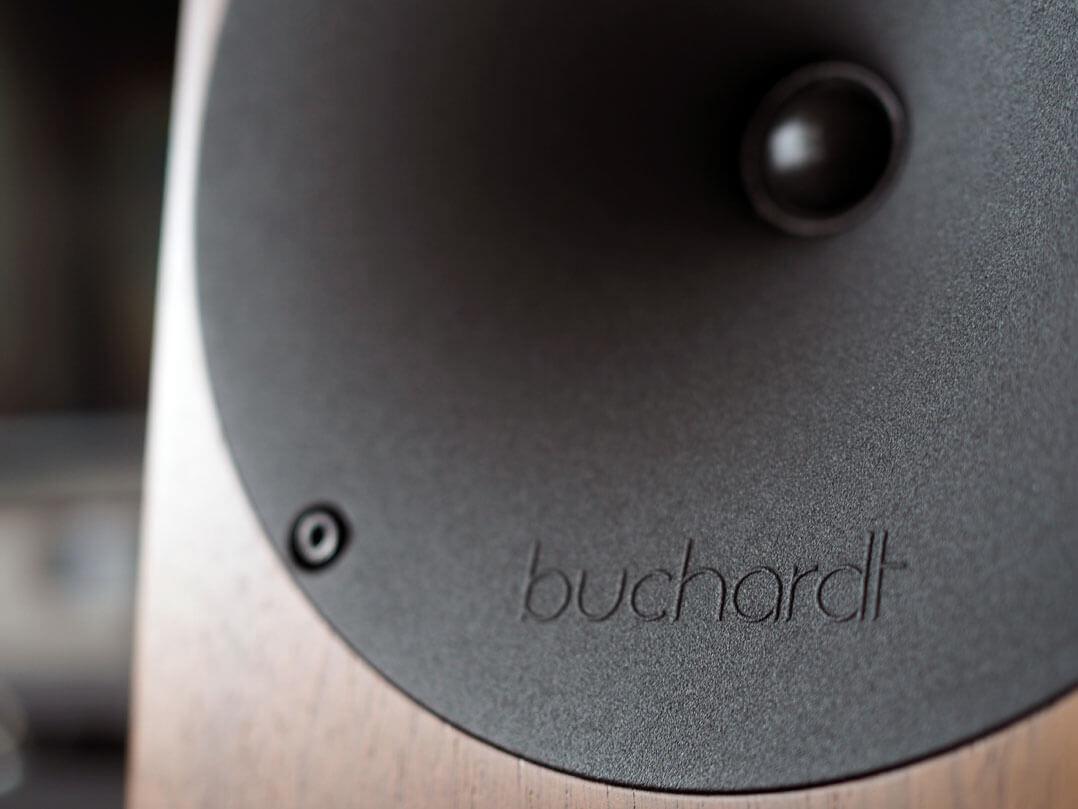 Buchardt Audio - Logo