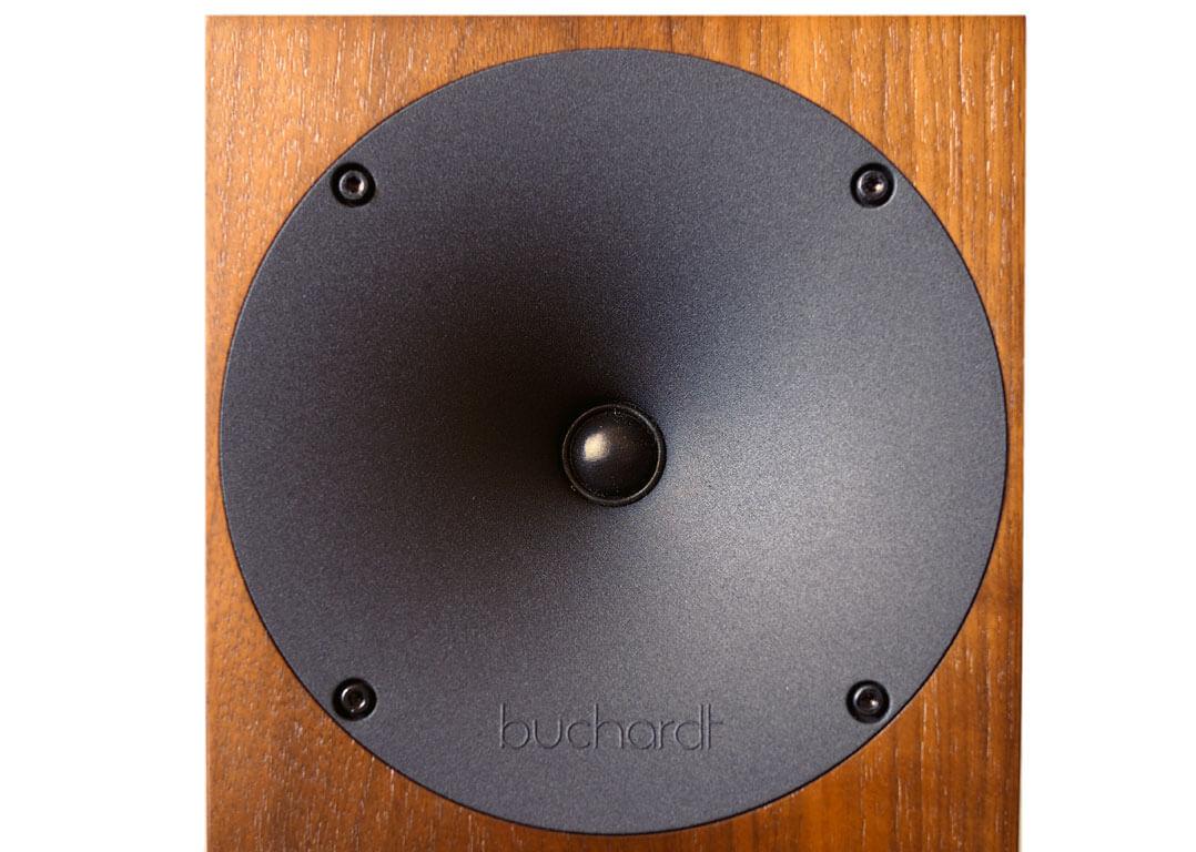 Der Hochtöner der Buchardt A500