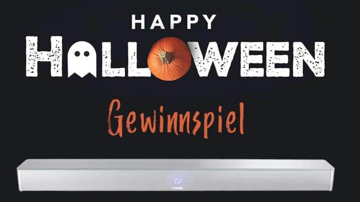 Canton Happy Halloween Gewinnspiel mit Smart Soundbar 9