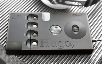 Chord Hugo 2 und 2go - DAC/Kopfhörerverstärker und Streamer/Server