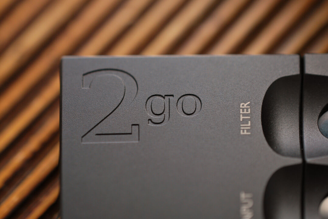 Chord Hugo 2 und 2go - Logo