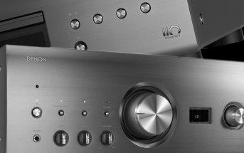 Denon PMA-A110 & DCD-A110: Jubiläums-Verstärker & CD-Player