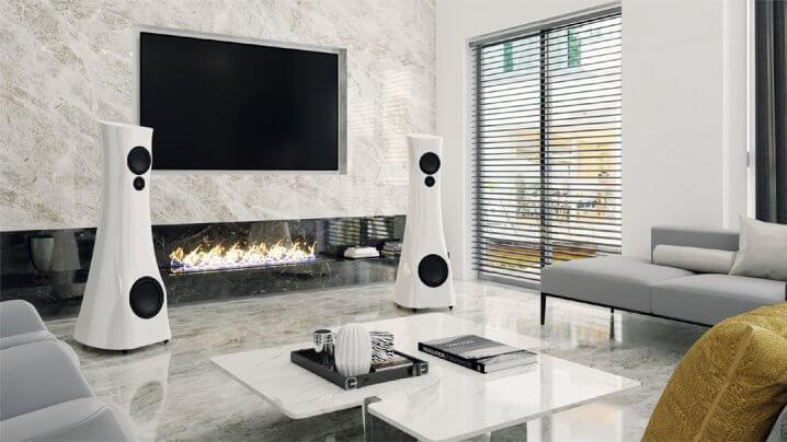 Estelon Classics Mk-II-Serie Lautsprecher