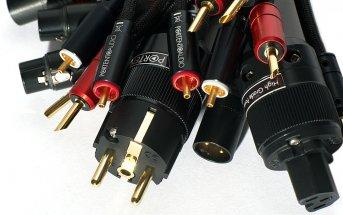 Portento Audio Performer Netz-, Lautsprecher- und NF-Kabel