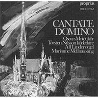 Cantate Domino - Oscars Motettkör