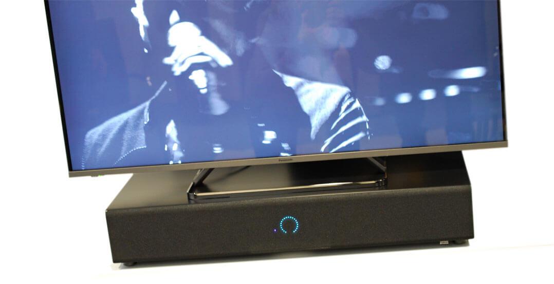 Nubert nuPro AS-3500 mit Lautsprecher-Abdeckung