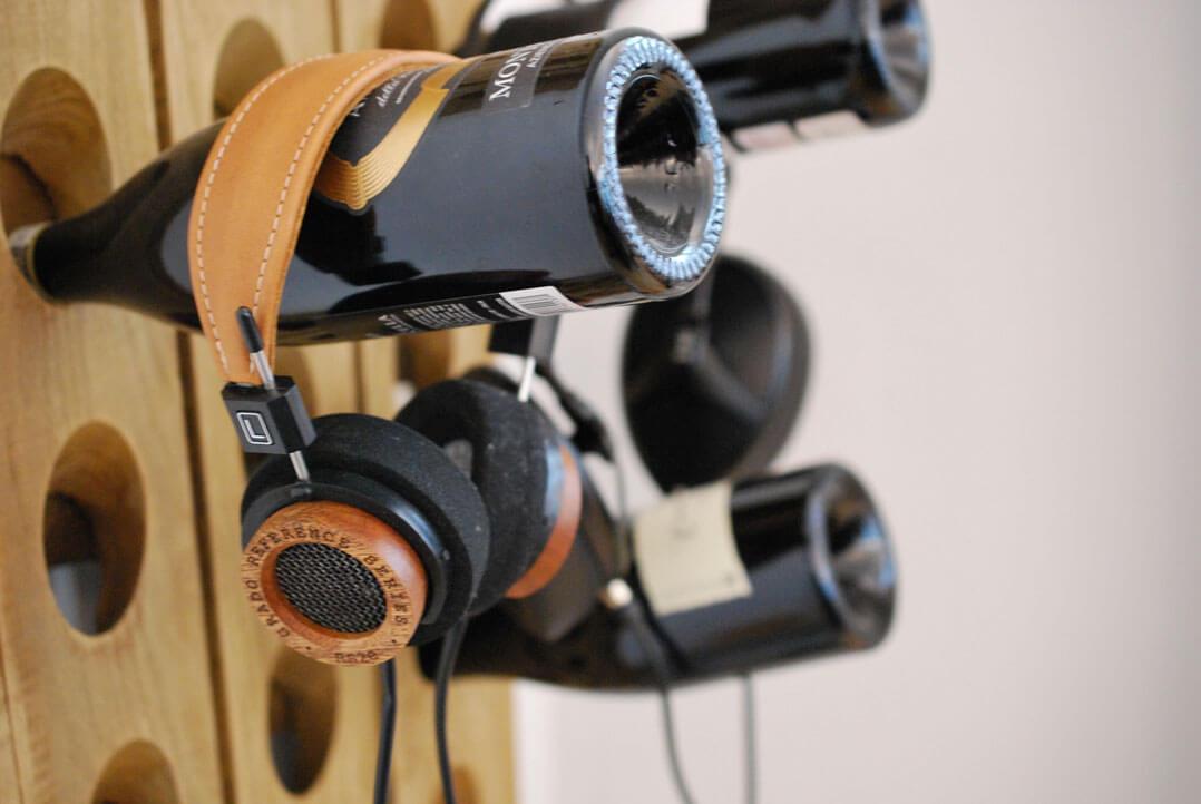 Kopfhörerer-Event