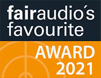 fairaudio's favourite Award 2021