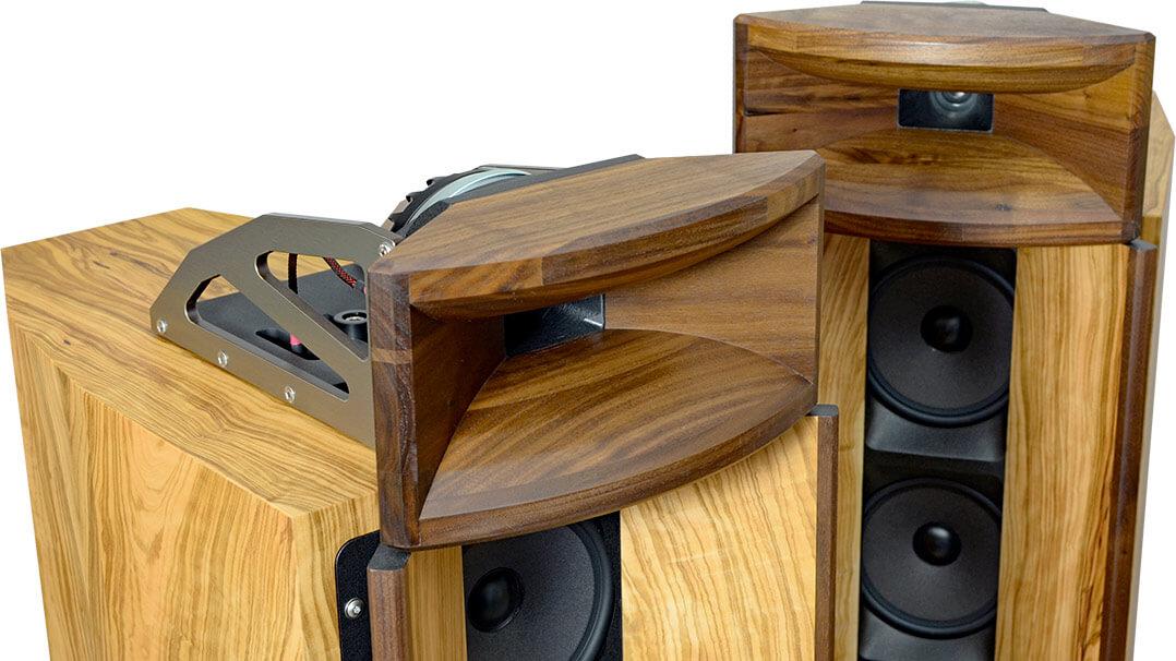 Blumenhofer Acoustics 4x17 P, Doppel