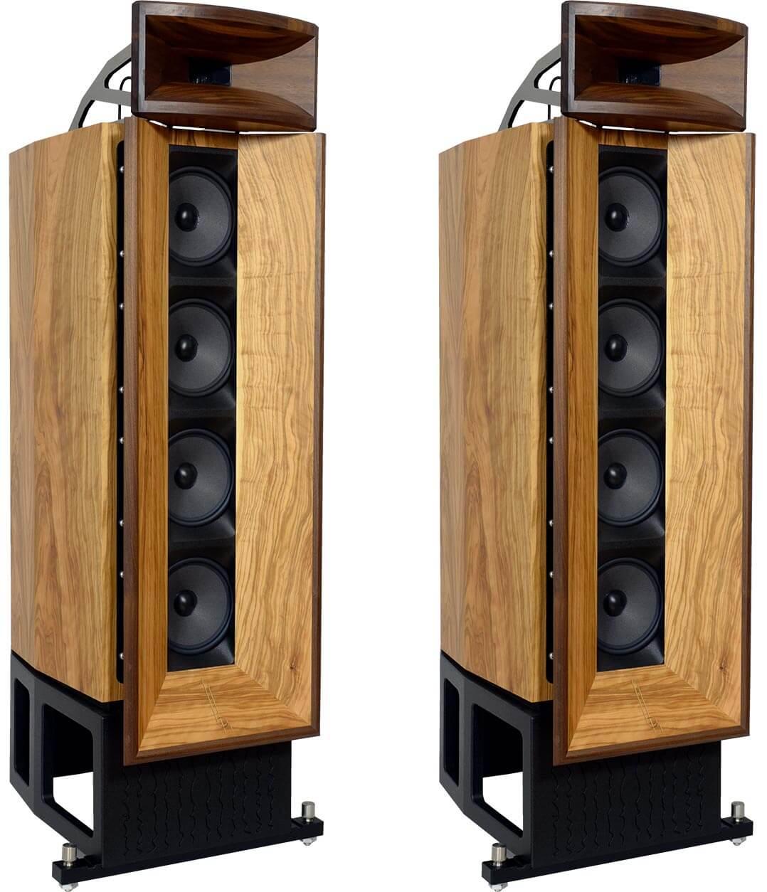 Blumenhofer Acoustics 4x17 P, Doppel rechts