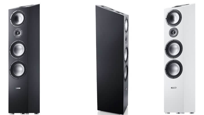 Canton GLE 496.2 AR Standlautsprecher mit Dolby Atmos