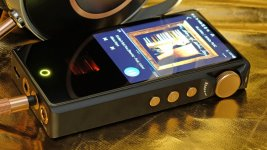 Cayin N3 Pro Digital-Audio-Player (DAP)