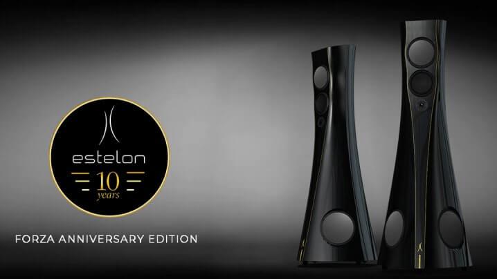 Estelon Forza Anniversary Edition Standlautsprecher