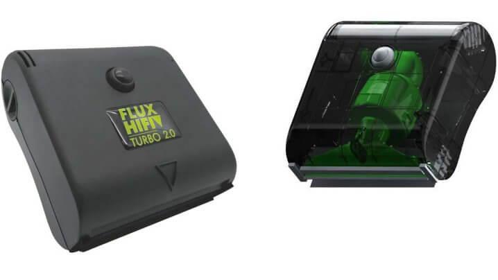Flux Turbo 2.0 Schallplattenstaubsauger