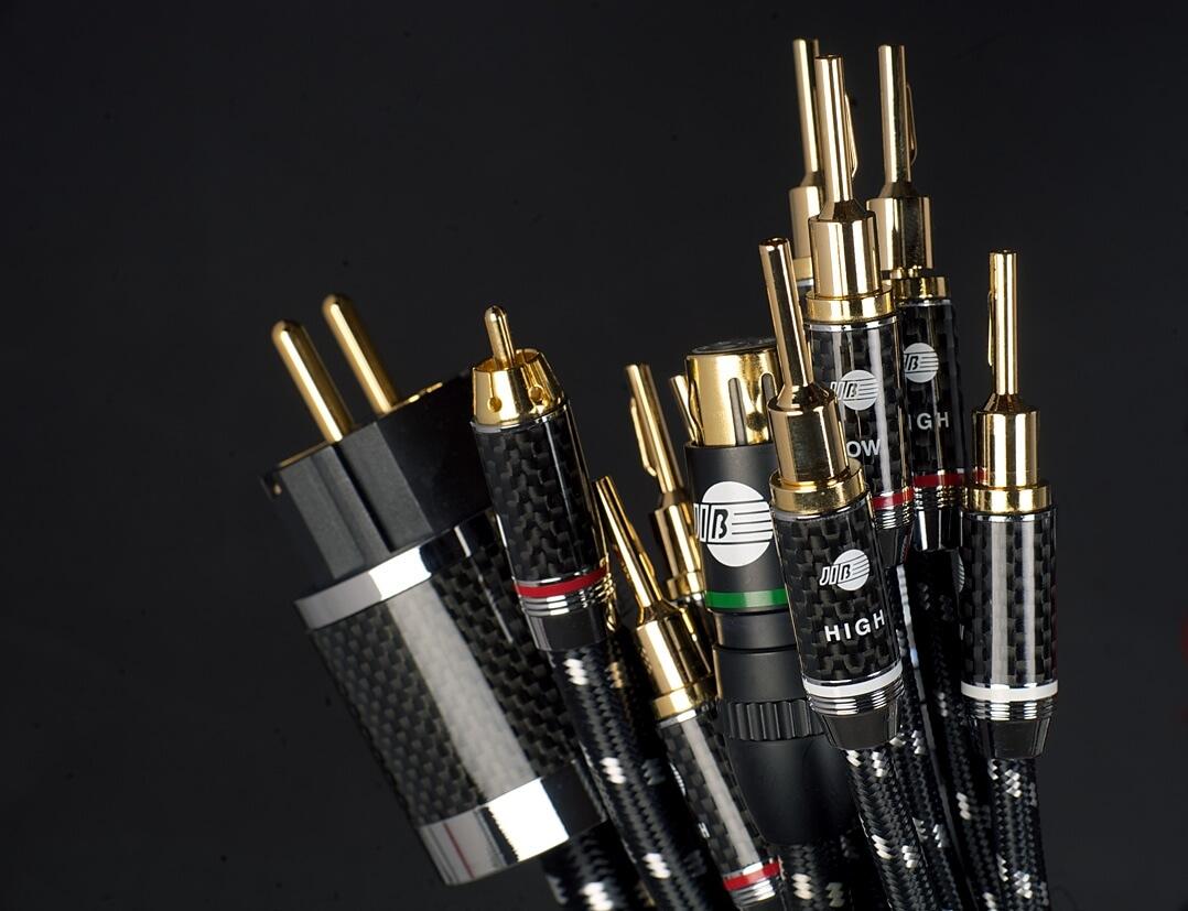 Boaacoustic Evolution Black Kabelserie