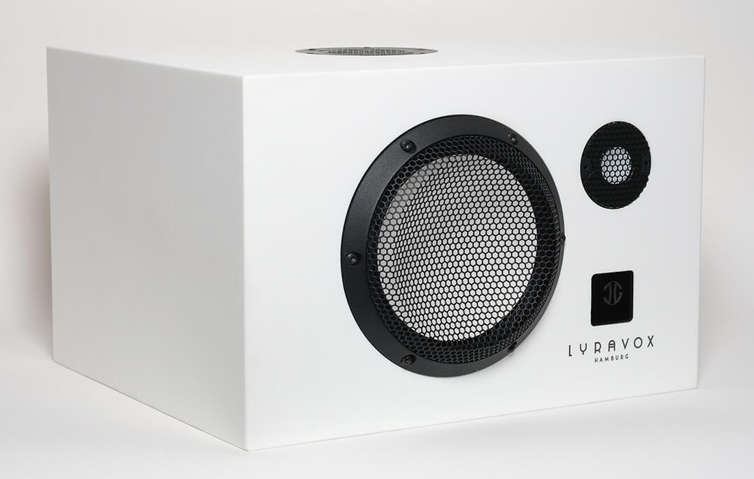 Die Lyravox Karlsson, ein Aktiv-Monitor der besonderen Art