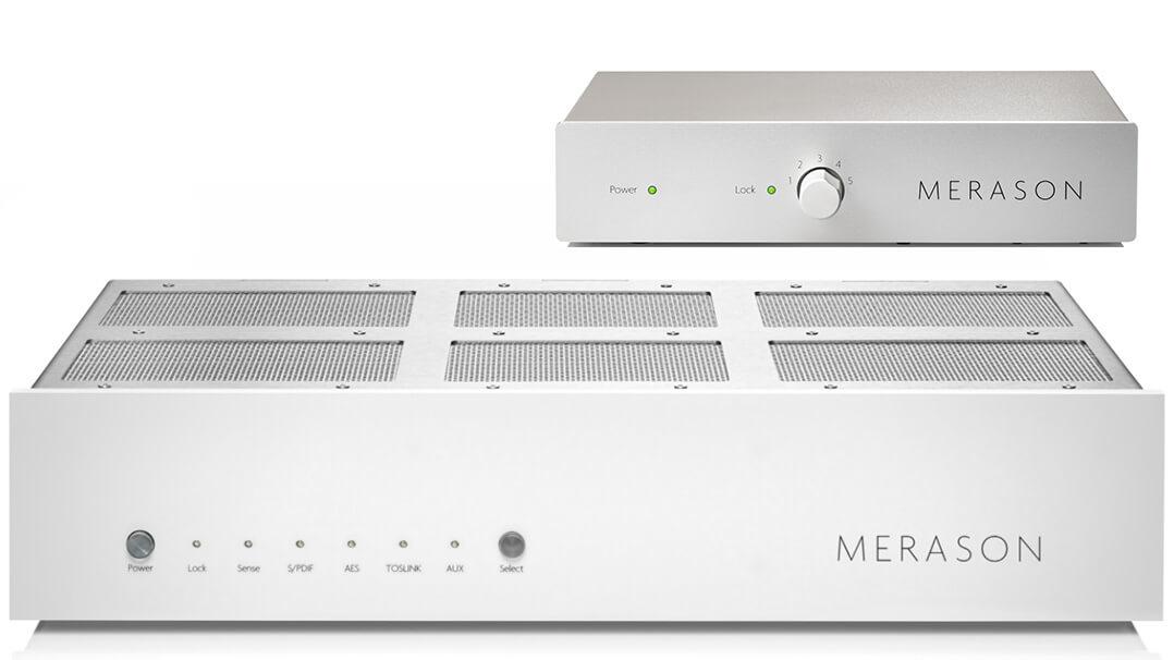Merason DAC-1 & Merason Frérot