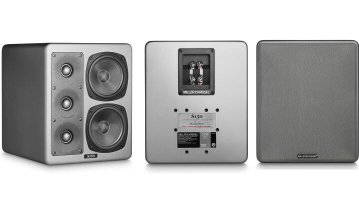 M&K Sound S150 25 Years Limited Silver Edition Gewinnspiel