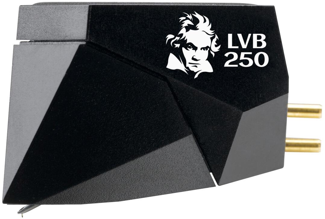 Ortofon 2M Black LVB 250: ausgezeichnet mit dem Konterfei Beethovens