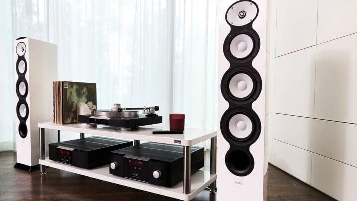 Revel Performa Beryllium-Lautsprecherserie