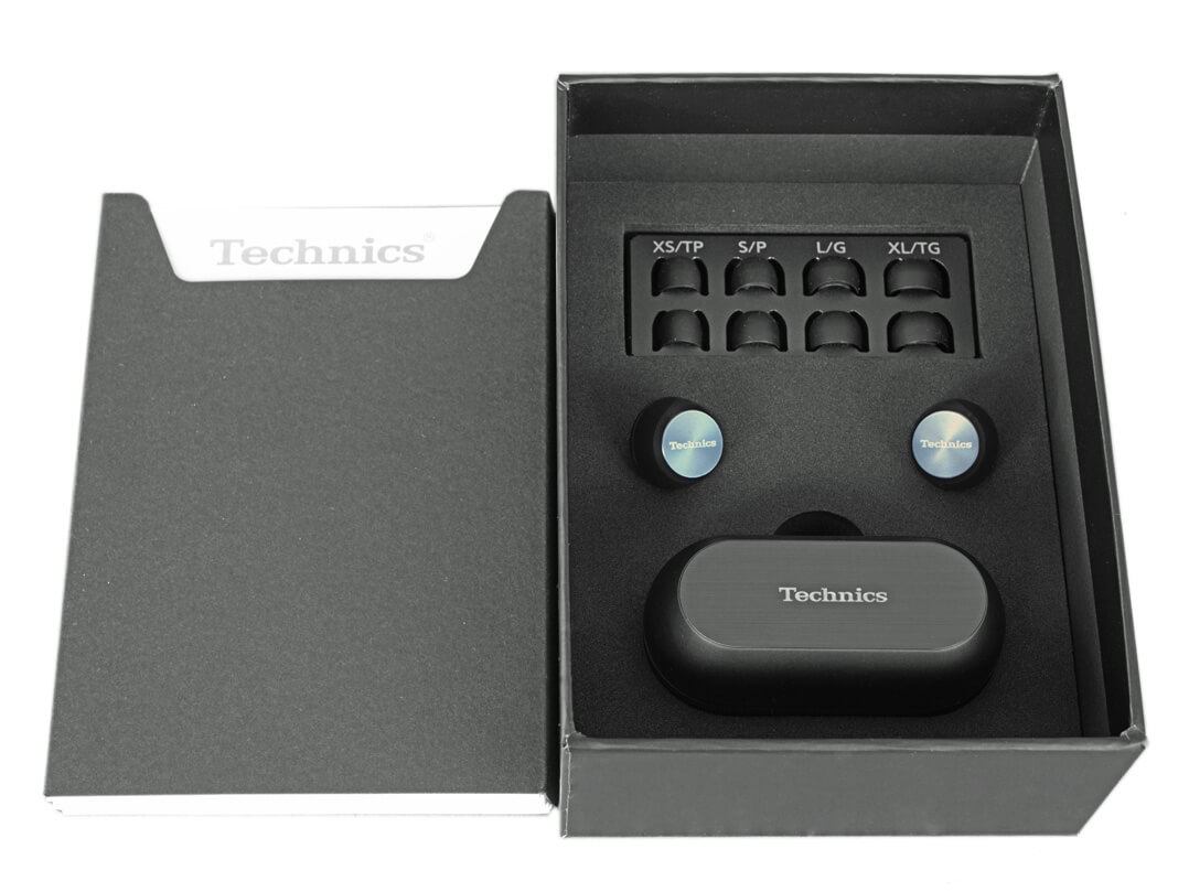 Technics EAH‑AZ70W - Ear-Tips, Ohrpasstücke