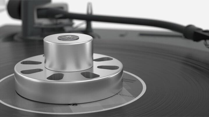 bFly-audio Octopus Plattenklemme/-gewicht