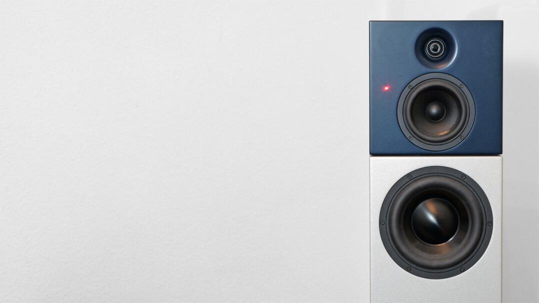 Abstandsmessung Hörentfernung zum Lautsprecher