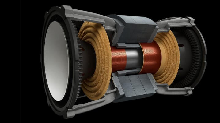 KEF Uni-Core-Technologie