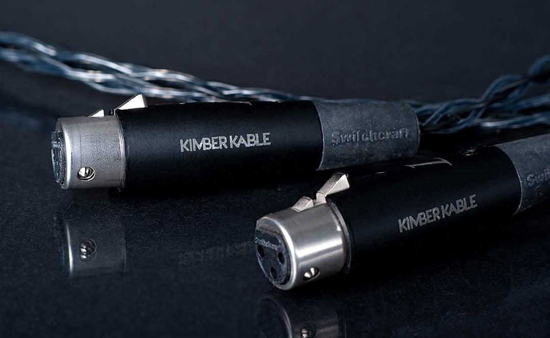 Kimber Carbon Interconnect XLR-Kabel