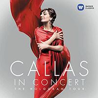 Maria Callas - Callas in Concert-The Hologram Tour