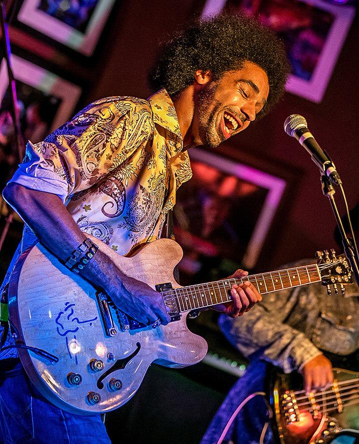 Selwyn Birchwood Band, Funky Biscuit 1/26/18