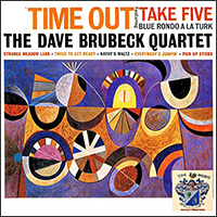 The Dave Brubeck Quartet - Time Out Kopie