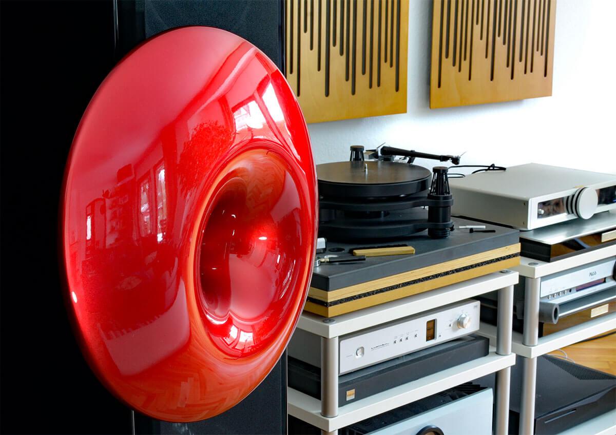 Das Horn der Acapella High BassoNobile MKII