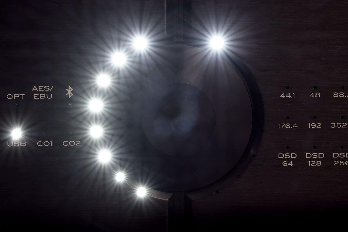 Audio Analogue AAdac - Pegelsteller