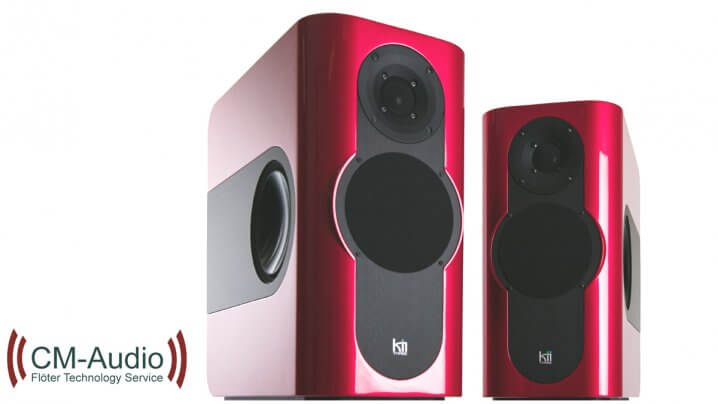 CM-Audio Kii Three Testpaket