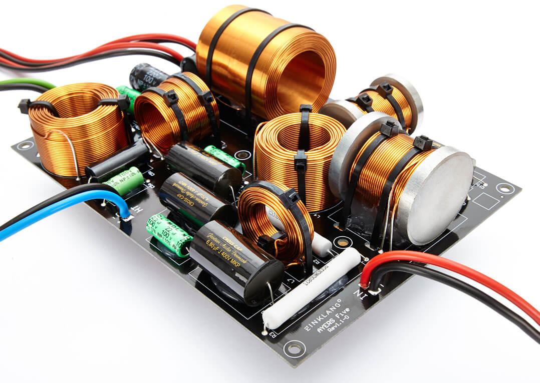 Inklang Ayers Five Lautsprecher - Frequenzweiche