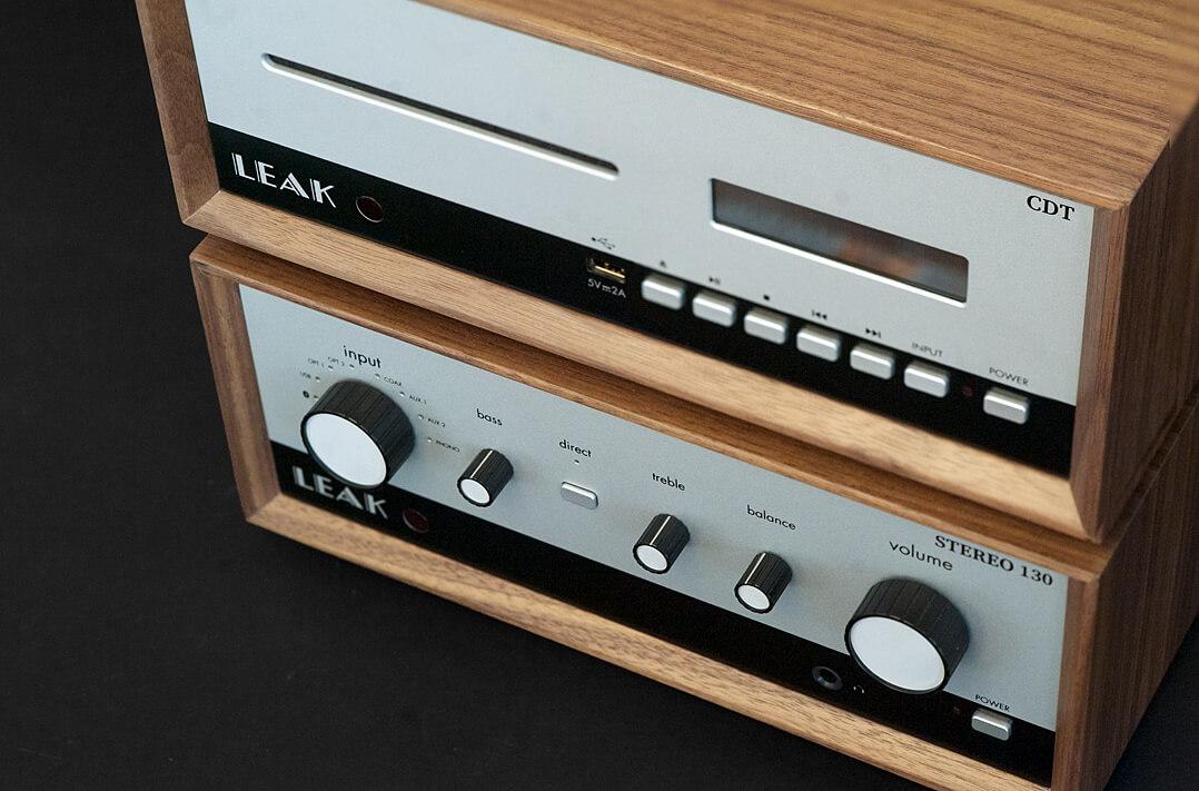 Leak CDT & Leak Stereo 130, oben-seitlich