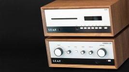 Leak Stereo 130 & Leak CDT