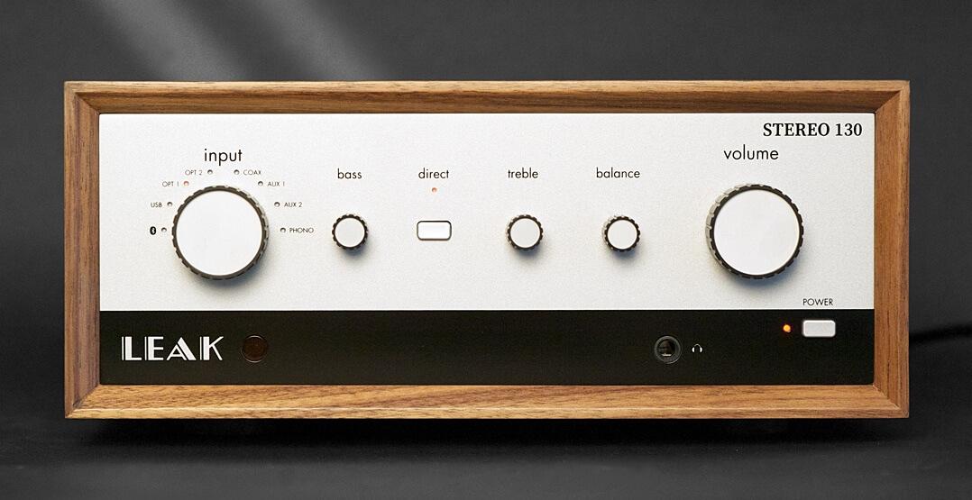 Leak Stereo 130: Die Vorderseite...