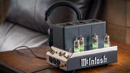 McIntosh MHA200 AC Kopfhörerverstärker