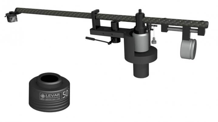 Levar Tonarme, Magnetic Absorber B&W Series 800 Line und Hörtermine
