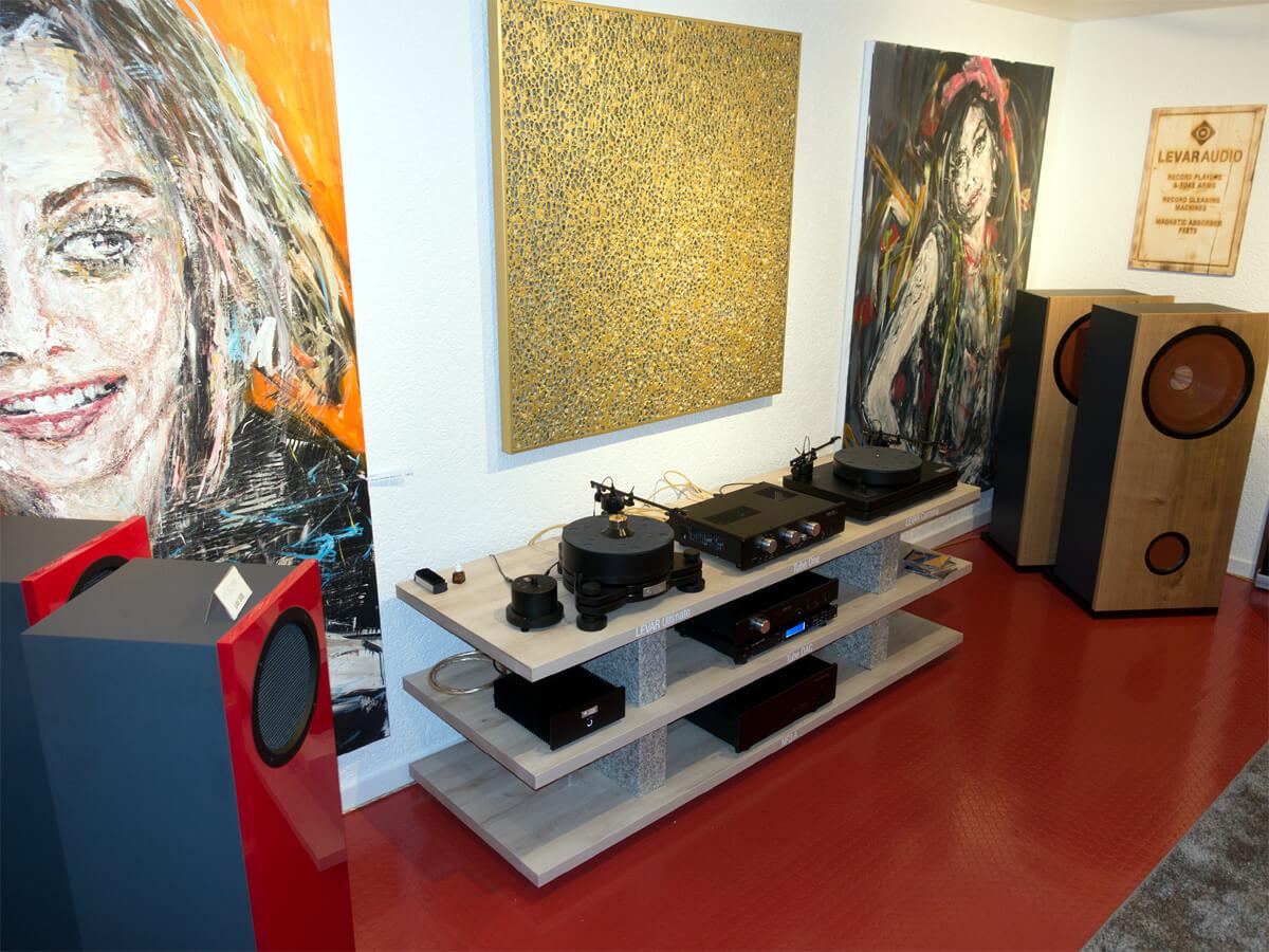 MHW Audio Ebertsheim: Impression aus dem Showroom