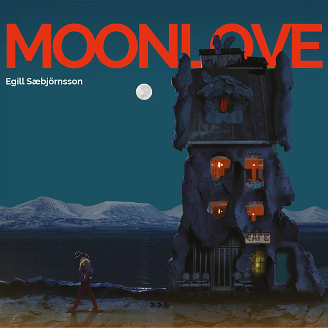 Egill Sæbjörnsson Moonlove