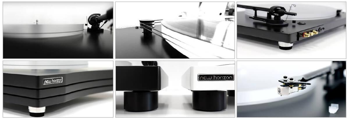 New Horizon Audio - Vinyl-Leckerbissen zu bezahlbaren Kursen