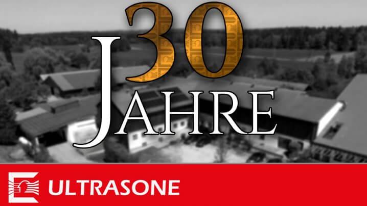 30 Jahre Ultrasone Kopfhörer: Wir gratulieren