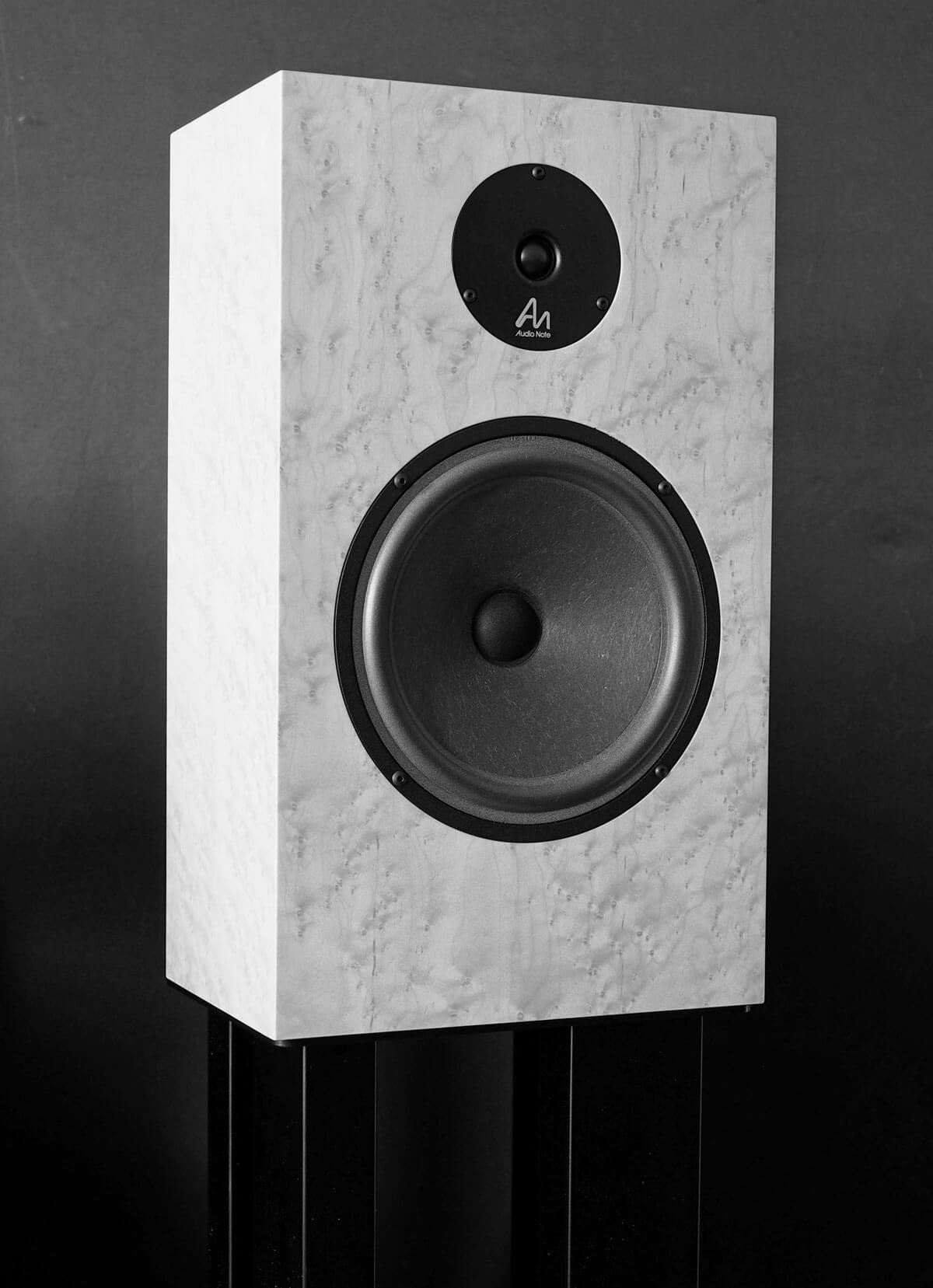 Audio Note AN-K/SPe in Schwarz-Weiß